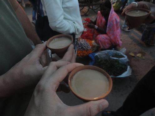 chá de masala