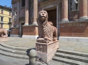 O leão da igreja, inpiração para projetos